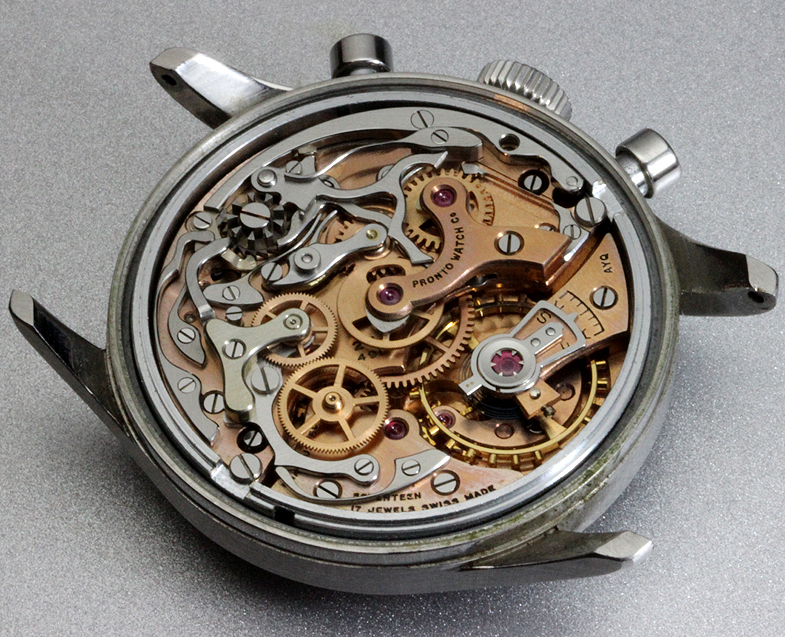 Mouvement Chrono Vintage, attention les yeux ! Amc