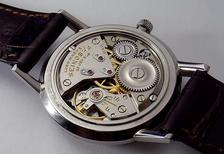 Seiko Lord Marvel - Japonské hodinky - Chronomag fórum e789a71989